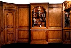 Christian Pingeon / Art Tradition Antiques -  - Bookcase