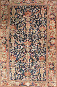 Galerie Hadjer -  - Sultanabad Rug