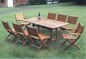 Kybotech Simply Garden F. - sunway - Garden Table