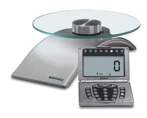 Soehnle - nutritional value analysis - Electronic Kitchen Scale
