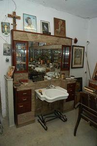 ALTE DEKORATIONEN MAXIMILIAN FRITZ -  - Dressing Table