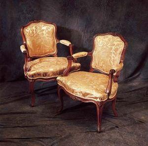 Bertrand Klein -  - Cabriolet Chair