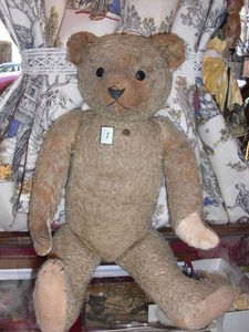 Arielle Antiquités -  - Collectible Bear