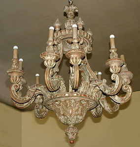 FRENCH ACCENTS -  - Chandelier