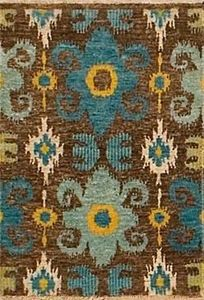 French Accents Rugs & Tapestries -  - Ikkat