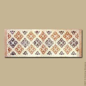 Mosaic mat
