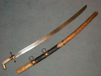 Patrice Reboul - chamchir - Sword