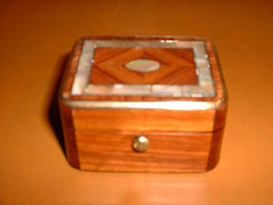 Marysa -  - Stamp Box