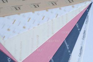 Customised silk paper