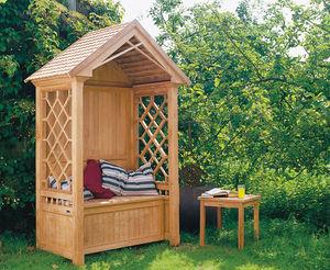 Lindsey Teak - arbour bench - Arbour Seat
