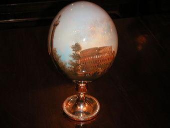 ANTIQUARIATO A. A. ZANNA -  - Decorative Egg