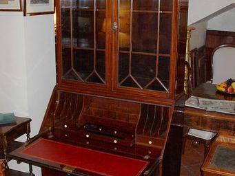 ANTIQUARIATO A. A. ZANNA -  - Writing Cabinet