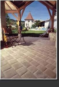 Pierr' Dall -  - Outdoor Paving Stone