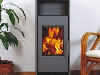CPS DISTRIBUTION - quattro - Wood Burning Stove