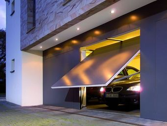 Hormann France -  - Up And Over Garage Door