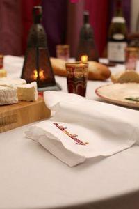 Milk and Honey -  - Table Napkin