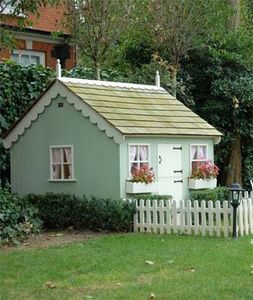 The Childrens Cottage Company -  - Playhouse
