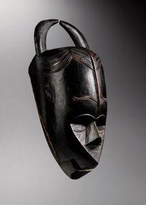 Entwistle - masque, bété - African Mask