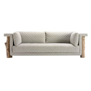 Bleu Nature - mattak - 4 Seater Sofa