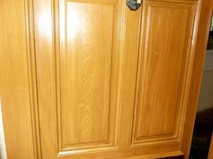 sandrine takacs decors -  - Faux Wood Finish