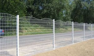 VERMIGLI - prestival - Fence With An Openwork Design