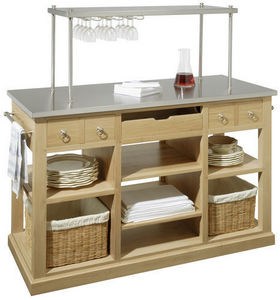Maison Strosser - desserte de milieu - Kitchen Sideboard