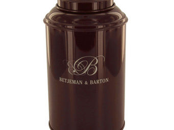 Betjeman & Barton - métal marron - Tea Box