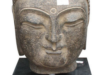 Asian-Decoration -  - Human Head