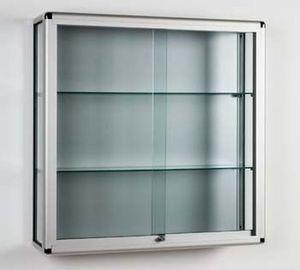 Drakes Display - wall cabinet showcase - Wall Display Cabinet