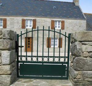 Cadiou - briec - Garden Gate