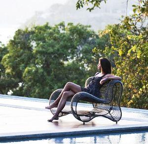 KENNETH COBONPUE - pigalle - Garden Armchair