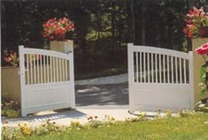Cloture & Creation -  - Entrance Gate