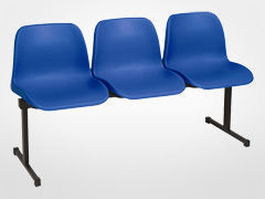 Frederick Restall - restall tri star beam unit - hgra - Waiting Area Chair