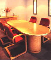 A. E. Hadley -  - Meeting Table