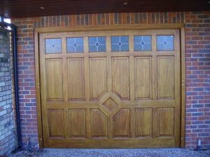 Cotswood Door Specialists -  - Up And Over Garage Door