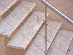 Chelsea Artisans - traditional stone - Straight Staircase