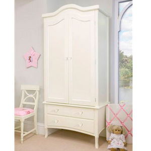 Belle Maison Home Interiors - simple armoire - Children's Wardrobe