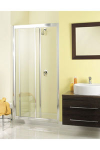 Aqualife Baths - simpsons supreme 1000mm single slider - Shower Enclosure