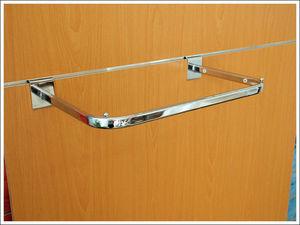 Spacewall - abhängestange / u-rack - Bathroom Shelf