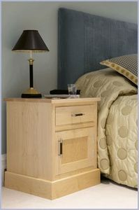 Simon Taylor Furniture -  - Bedside Table