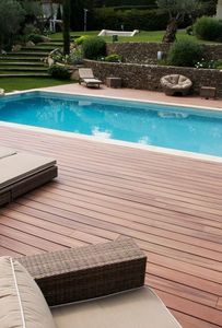 FIBERON -  - Pool Deck