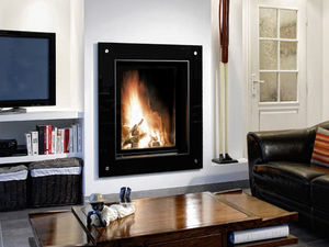 FONDIS®-ETRE DIFFERENT - peps® uni - Closed Fireplace