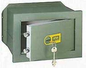 Dierre France - shell 15mns - Integrated Wall Safe