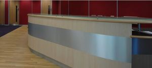 Kestrel Joinery & -  - Reception Desk