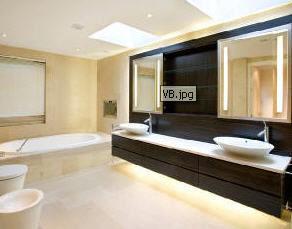 DOMINIC MYOTT LIGHTING -  - Bathroom Spotlight