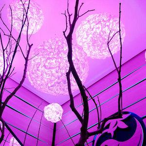 TRANSVERSO - kumo-- - Hanging Lamp
