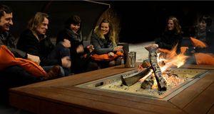 MOBEX / Le Mobilier d'Exception -  - Brazier Table