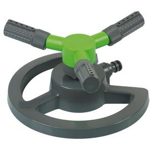 RIBILAND by Ribimex - arroseur circulaire 3 branches réglables ribiland - Oscillating Sprinkler