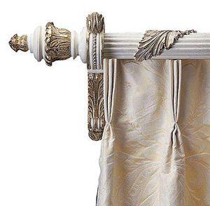 Edward Harpley - acanthus - Curtain Rail
