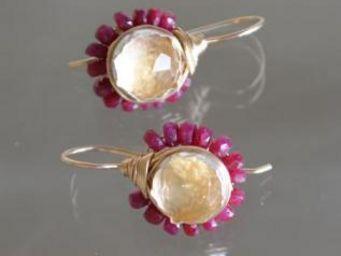 OTTOMANIA -  - Earring